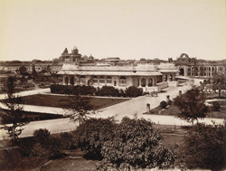 Kaiserbagh Baradari, [Lucknow].